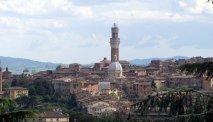 Historische stad Siena