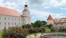 Het stadje Vorau