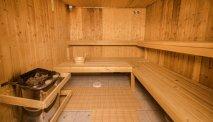 Onstpannen in de Finse sauna