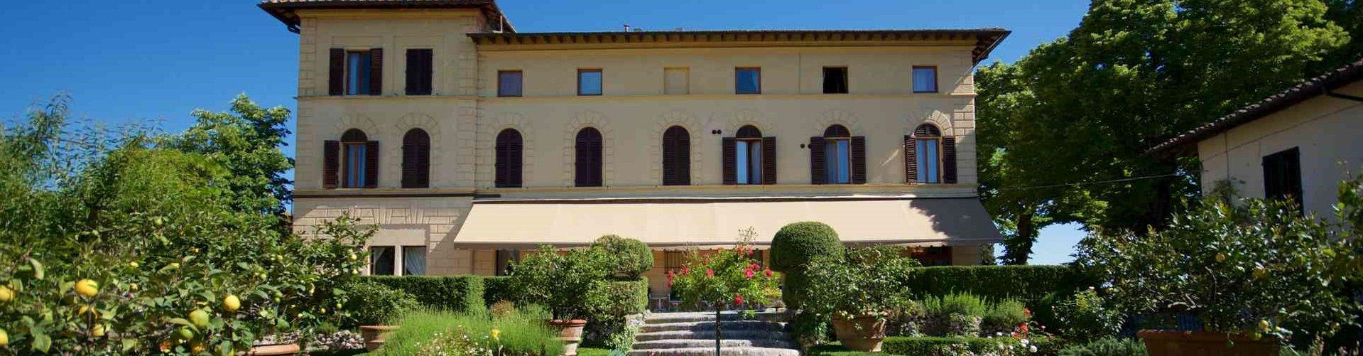 Villa Scacciapensieri banner foto