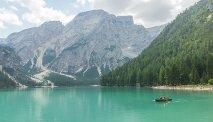 Boottocht over het meer