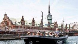 Kopenhagen vanaf het water