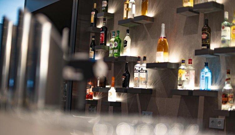 Hotel Roomz Vienna Prater heeft een gezellige bar