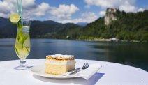 Beroemde gebak van Bled