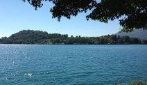 Prachtige meer van Orta