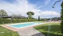 Heerlijk zwembad van Antica Pieve