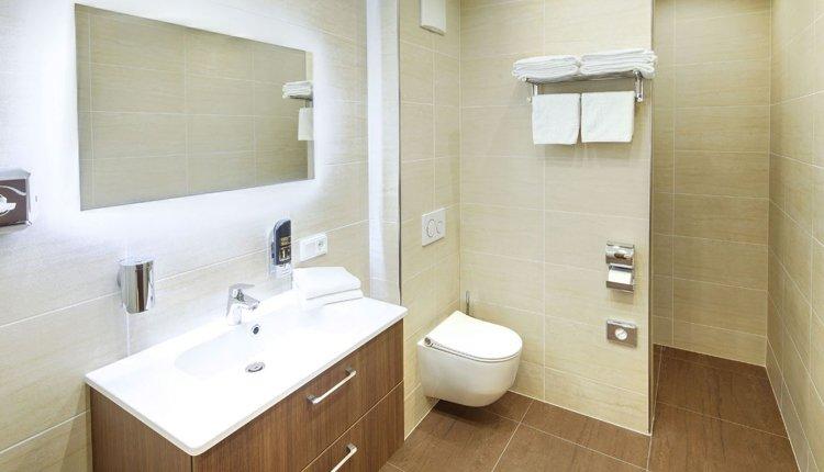 Badkamer 2-persoonskamer