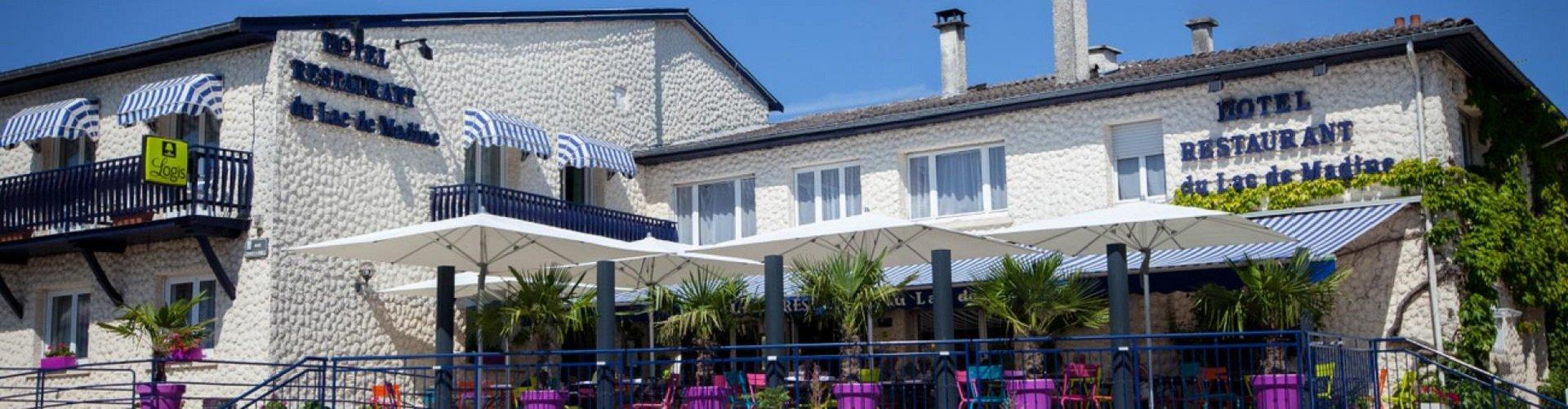 Banner foto Hotel Lac de Madine