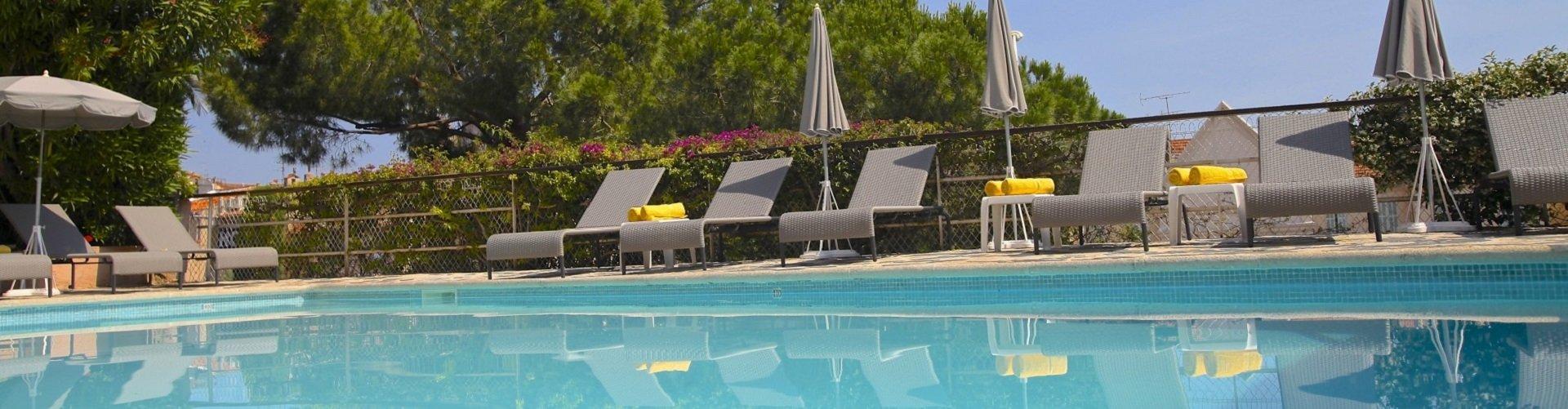 Banner foto Hotel des Orangers