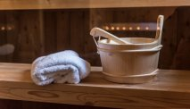 Sauna in de privé Spa