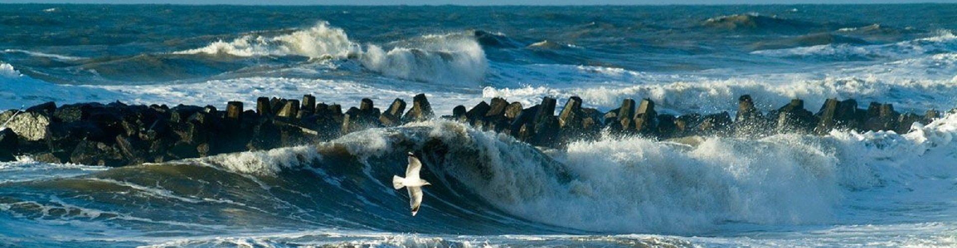 Banner foto Zuid-Denemarken zee en kust