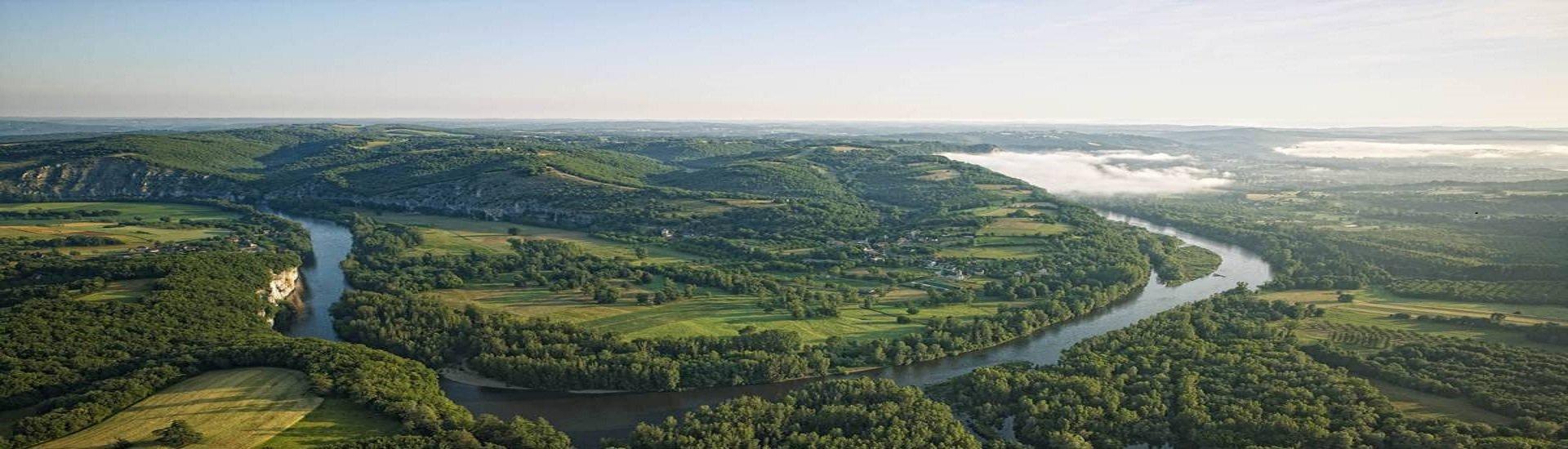 De prachtige Dordogne regio