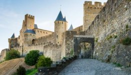 Citadel van Carcassonne