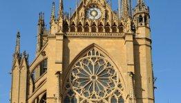 Kathedraal Saint Etienne in Metz