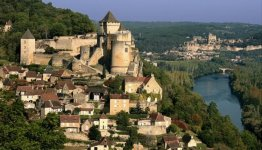Dordogne Chateau de Castelnaud