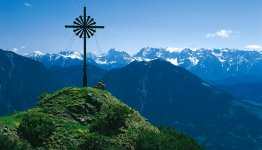 Ammergauer Alpen in Beieren