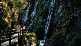 Watervallen in Beieren