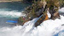 Woeste waterval