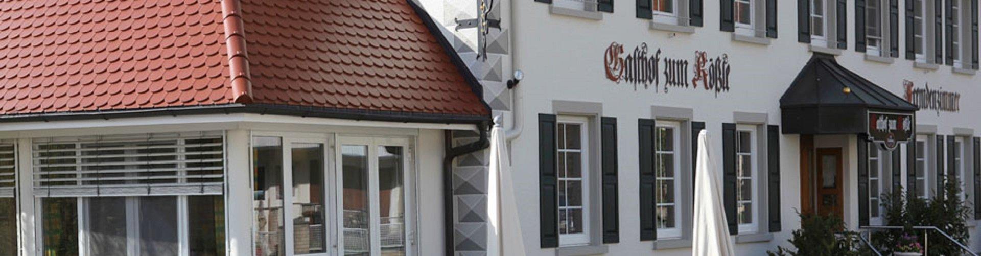 Banner foto Gasthof zum Rössle in Hüfingen-Fürstenberg