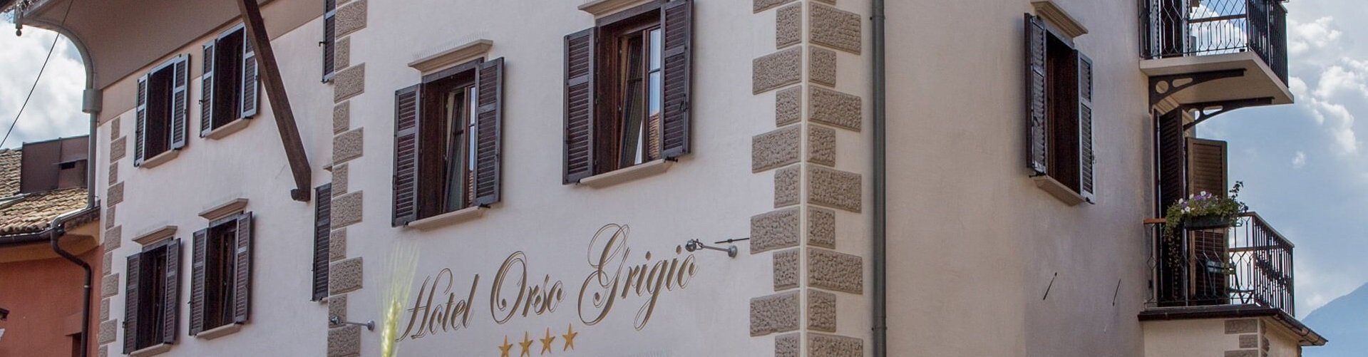 Banner foto Hotel Orso Grigio in Cavalese