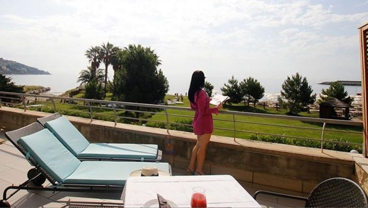 2-persoons suite balkon