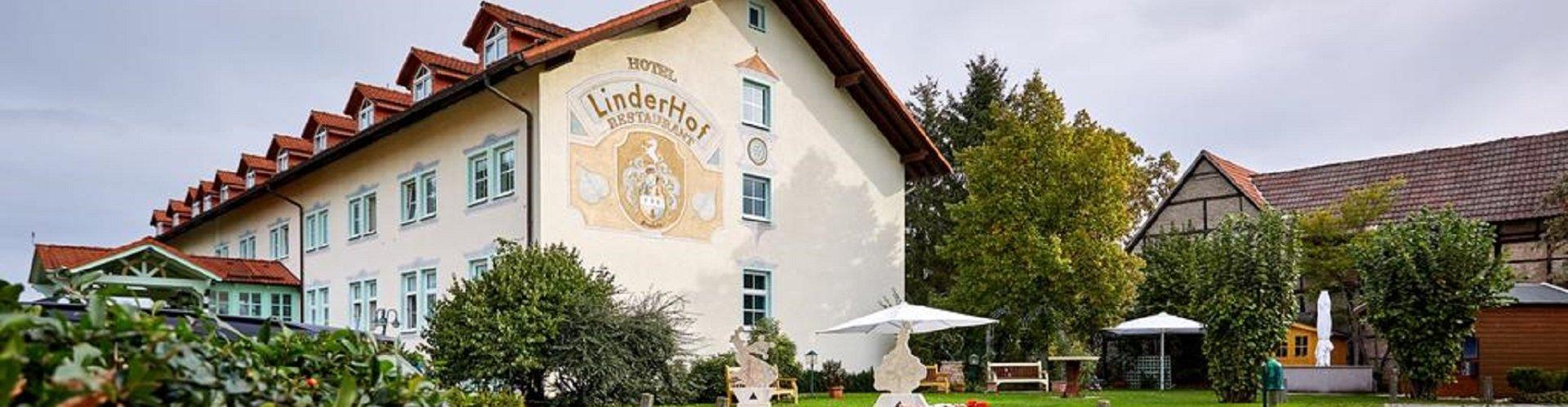 Bannerfoto Hotel Linderhof in Erfurt