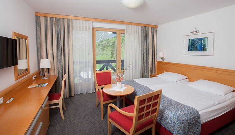 2-persoonskamer Hotel Jezero