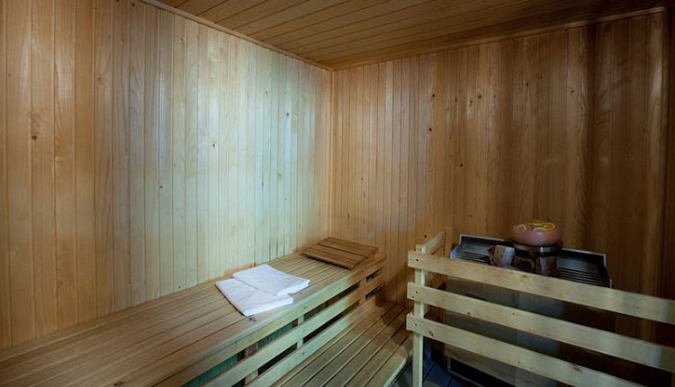 De sauna