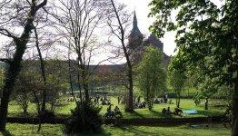 Fairy Tale Garden in Odense