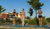 Ontspannende yoga