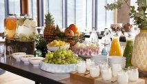 Heerlijk en uitgebreid ontbijtbuffet