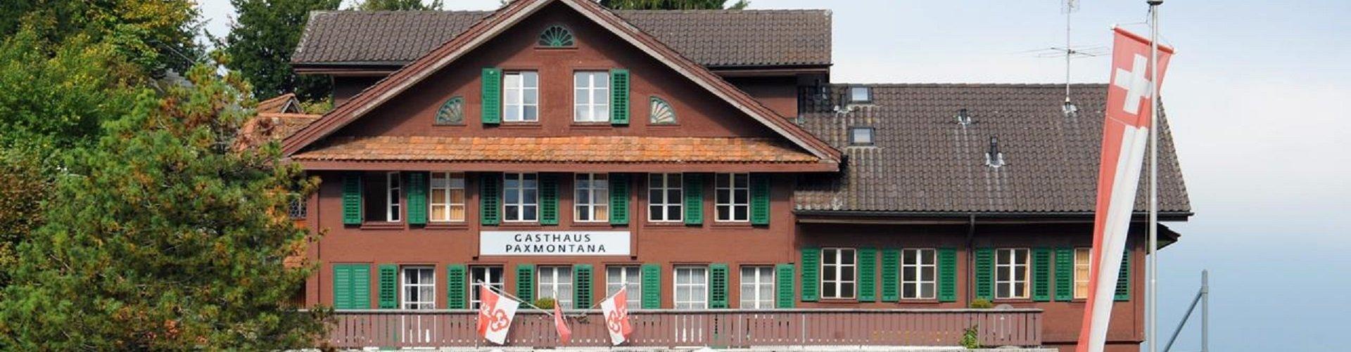 Bannerfoto Gasthaus Paxmontana