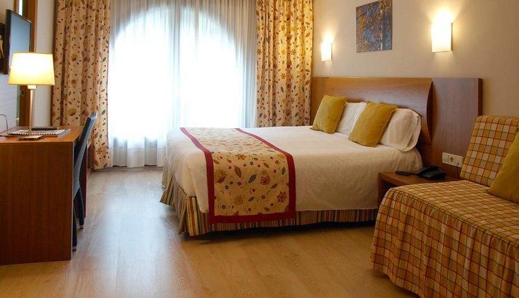 Familiekamer Hotel Guillem