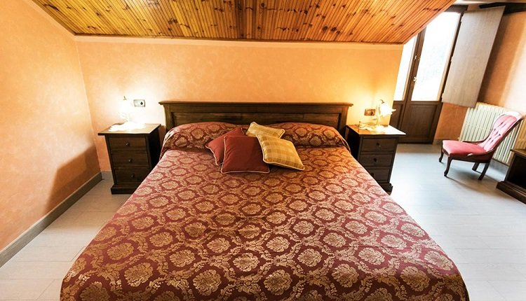 Voorbeeld familiekamer Hotel Belvedere