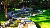 Prachtig aangelegd Resort