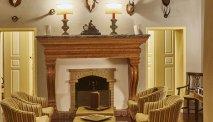 De stijlvolle lobby