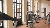 Actief in de fitnessruimte