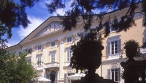 Het prachtige Hotel Sina VIlla Matilde