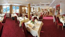Het sfeervolle restaurant
