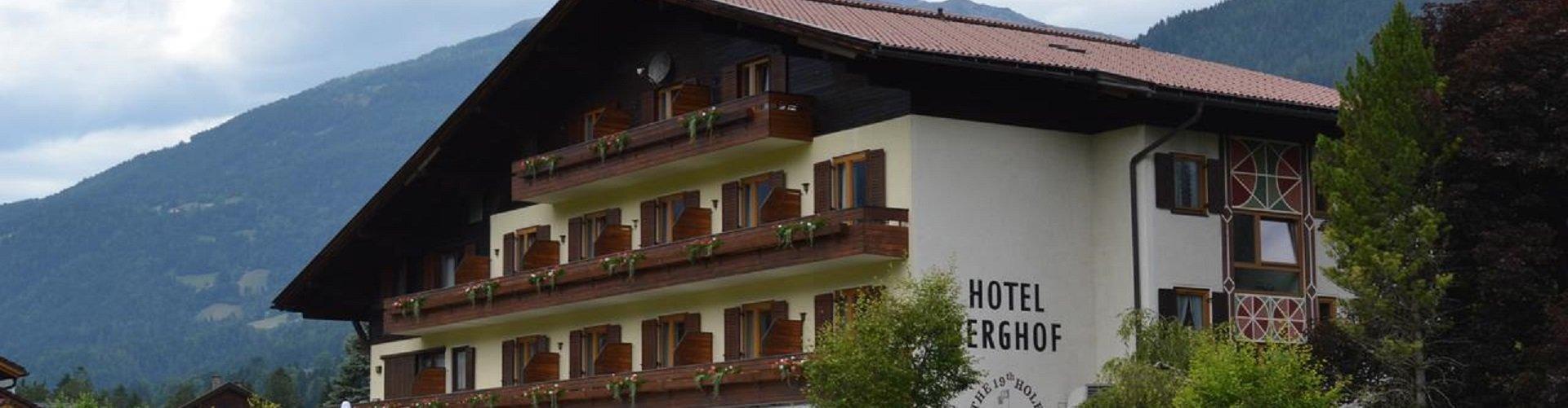 Bannerfoto 3 Hotel Berghof