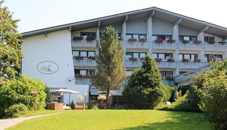 Het gemoedelijke Hotel Bannwaldsee