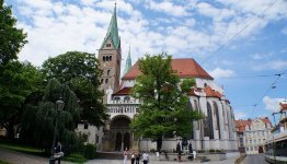 Dom St. Maria in Augsburg
