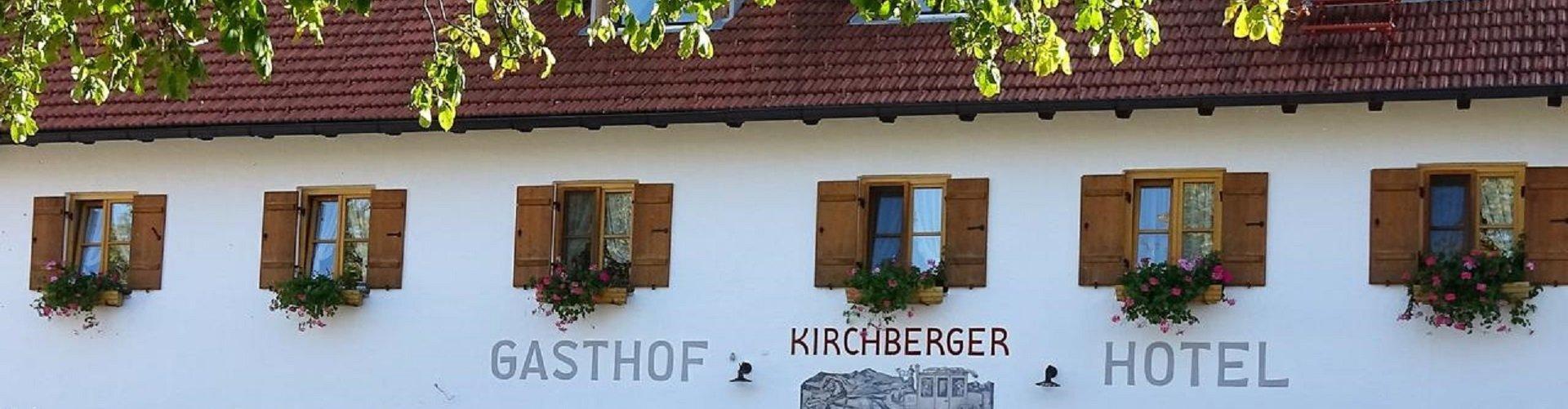 Bannerfoto Landhotel Kirchberger