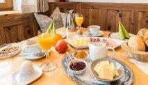 Een goed verzorgd ontbijt