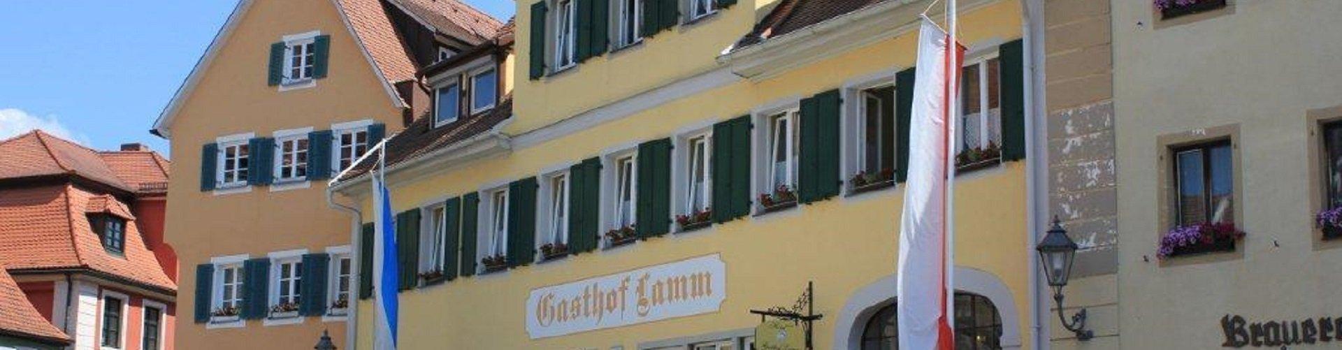 Bannerfoto Gasthof Lamm