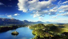 Noordwest Slovenië - prachtig landschap
