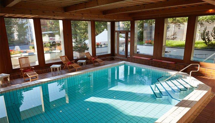 Ontspan in de wellness met o.a. zwembad in Hotel Meierhof