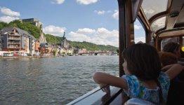 Boottocht bij Dinant