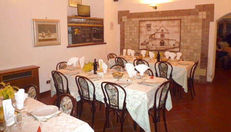 Hotel La Torretta heeft een gezellig restaurant