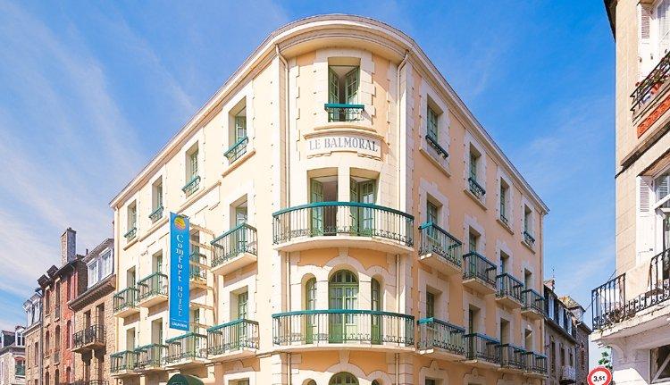 Hotel Balmoral in Bretagne